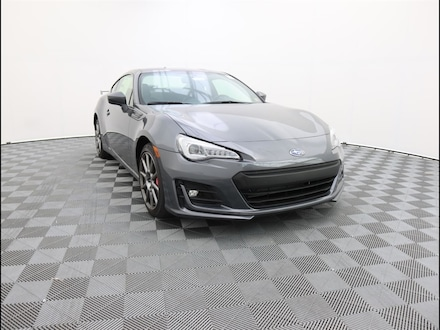 Featured New 2020 Subaru BRZ Limited Coupe for Sale near Richmond, VA