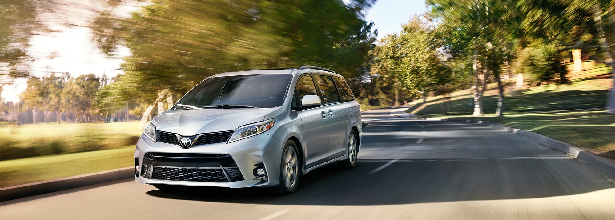 Meet The 2018 Toyota Sienna. Colonial ...