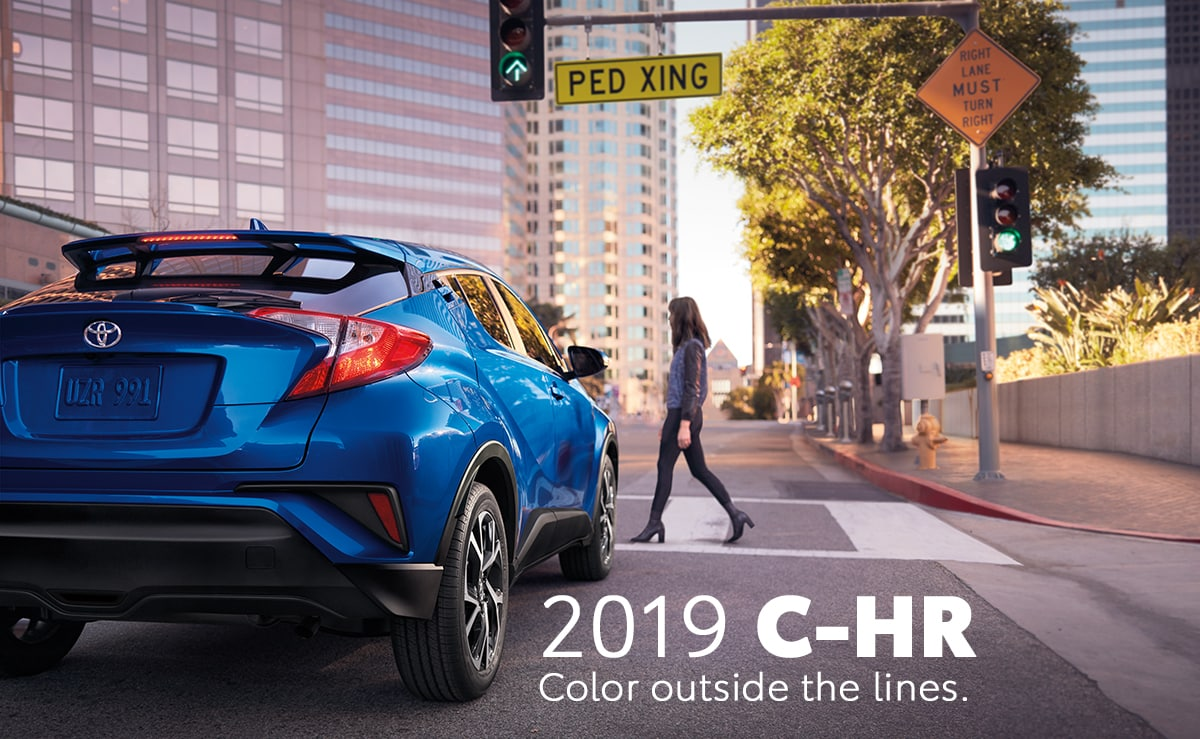 Attractive If Youu0027re Looking For A Snazzy, Sporty, And Original SUV That Will Turn  Heads As Youu0027re Driving Through Indiana, The 2018 Toyota C HR Might Be Your  Calling.