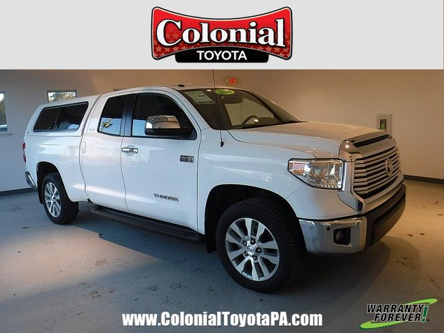 2014 Toyota Tundra 4x4 Limited 5.7L V8 Truck Double Cab
