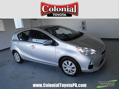 2012 Toyota Prius c Two Hatchback