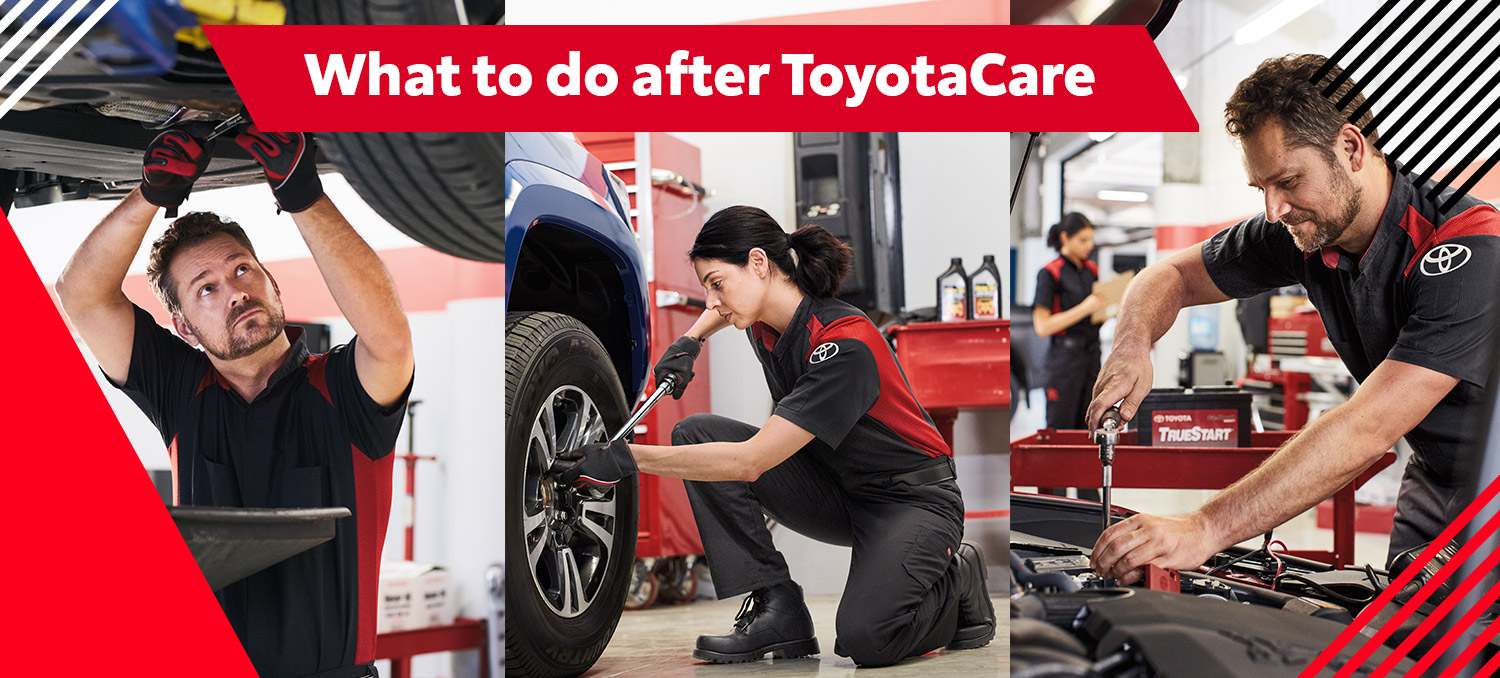 ToyotaCare in Indiana at Colonial Toyota
