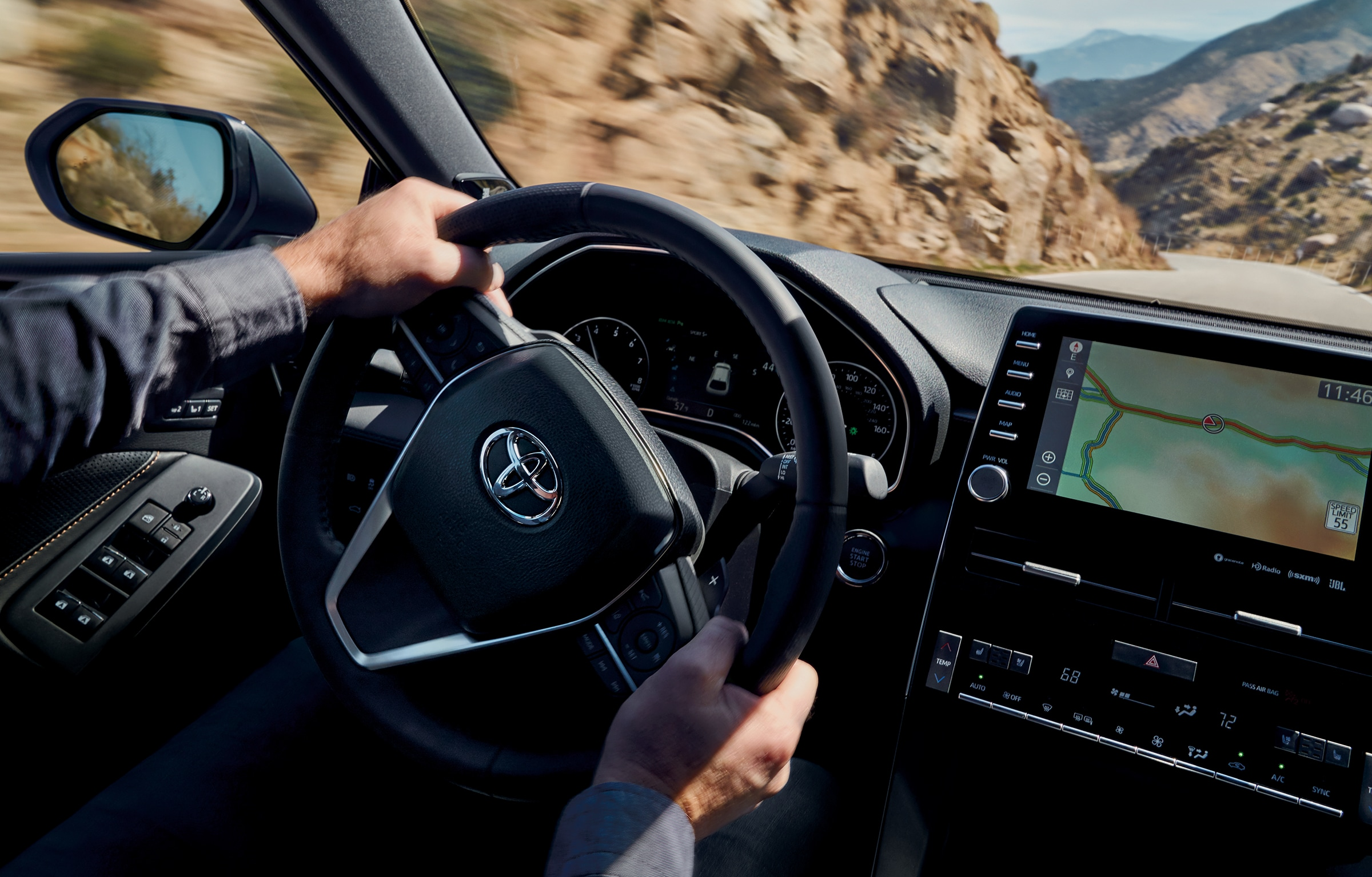 Accessories that help keep your pre-owned vehicle protected at Boch New to You in Norwood | Toyota Steering Wheel