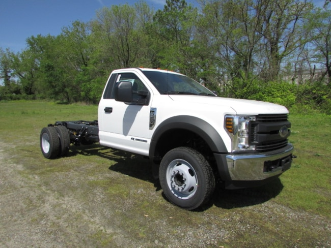 2018 Ford F-550 Chassis XL Cab and Chassis