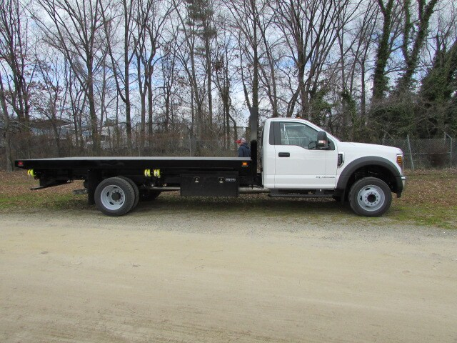 2019 Ford F-550 Chassis FLATBED