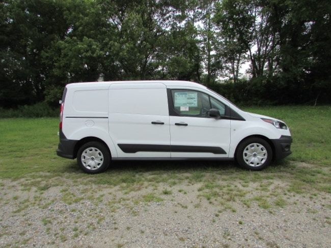2017 Ford Transit Connect XL Van Cargo