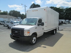 2018 Ford Econoline 350 Cutaway Base Chassis Truck