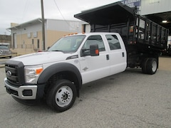2016 Ford F-550 Chassis Cab Chassis Truck