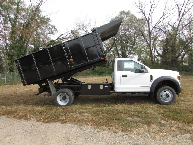 2019 Ford F-450 Chassis XL Dump Truck