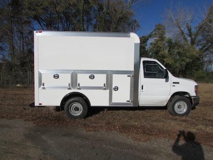 2019 Ford E-350 Cutaway Base Service Body