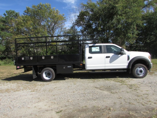 2018 Ford F-550 Chassis XL Concrete body