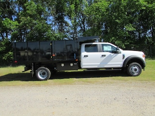 2020 Ford F-450 Chassis Dump Truck