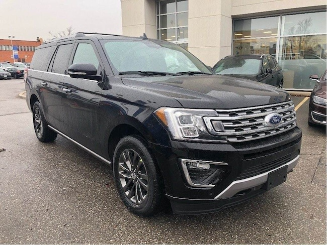 New 2019 Ford Expedition Max LIMITED 300A SUV near Toronto