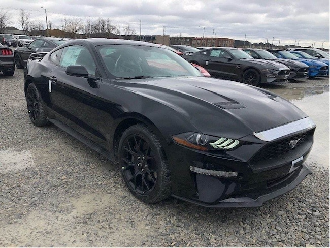 New 2019 Ford Mustang !COUPE! - ECOBOOST PREMIUM 200A Coupe near Toronto