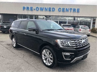 2018 Ford Expedition Max Limited | Ext Warranty | CPO 2.9% 24 Months! SUV