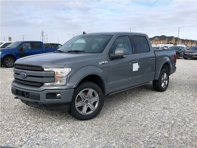 New 2019 Ford F-150 LARIAT 502A | IT'S EASY AT COLONY FORD!! Truck SuperCrew Cab near Toronto