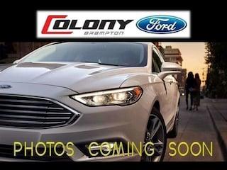 2018 Ford Fusion PLATINUM 350A Sedan