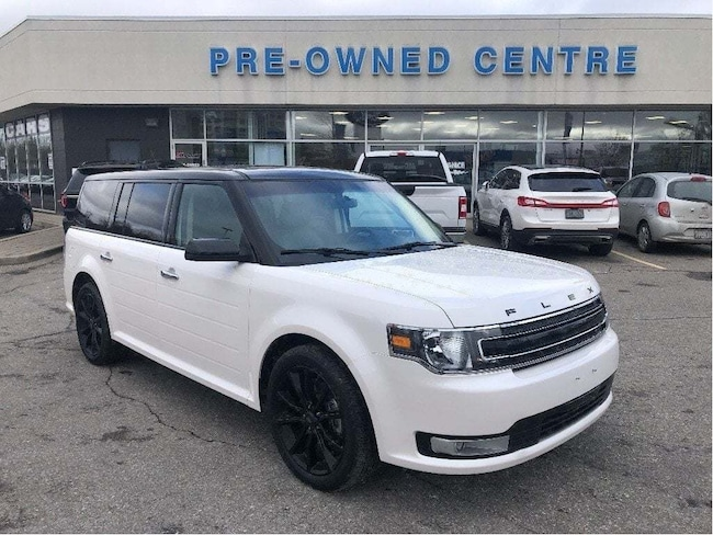 Certified Used 2018 Ford Flex SEL | AWD | Ext Warranty | CPO 2.9% 24 Months! SUV in Brampton