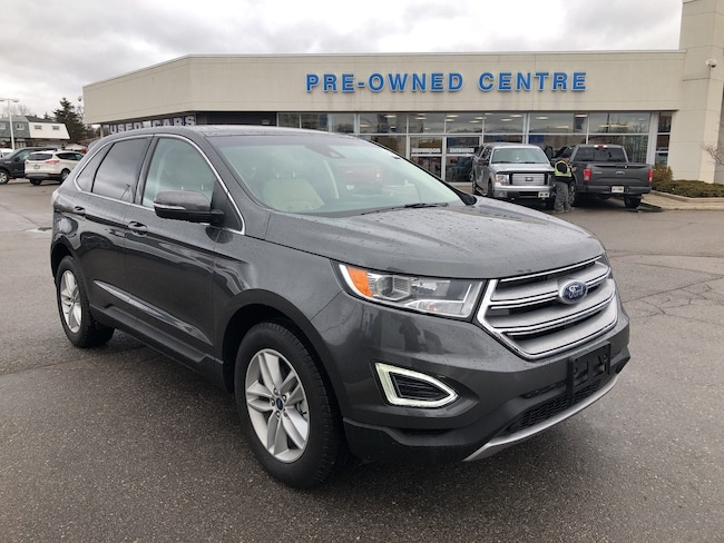 2018 Ford Edge SEL   FWD   DEMO   2.49% @ 72 Months! SUV