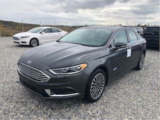2018 Ford Fusion Energi SE LUXURY 800A | IT'S EASY AT COLONY FORD!! Sedan