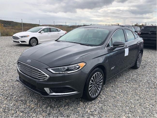 New 2018 Ford Fusion Energi SE LUXURY 800A | IT'S EASY AT COLONY FORD!! Sedan near Toronto