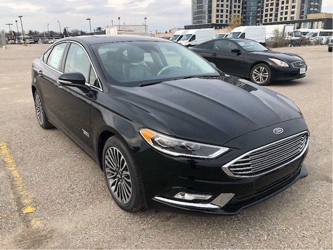 New 2018 Ford Fusion Energi TITANIUM 900A Sedan near Toronto