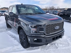 2019 Ford F-150 LARIAT 502A Truck SuperCrew Cab