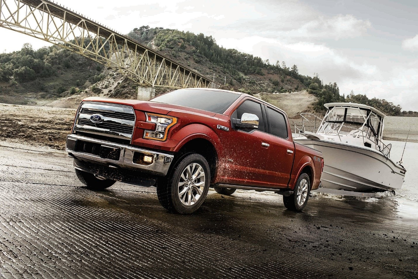 What makes the ford f150 the best selling pick up in canada