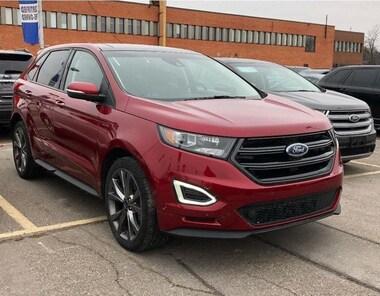 2017 Ford Edge Sport | Roof | Navi | AWD SUV
