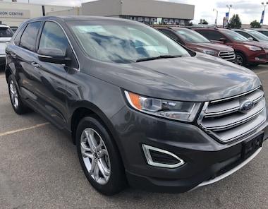 2016 Ford Edge Titanium | Leather | Navi | Dual Moonroof SUV