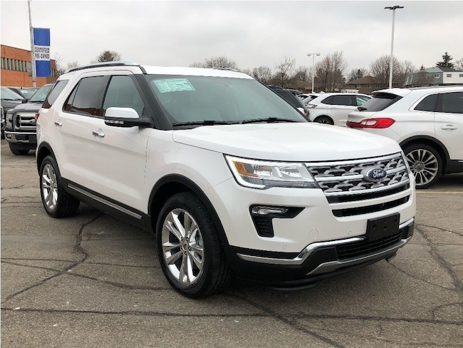 2018 Ford Explorer Limited | 2.99% @ 48 Months | BEST OF BOTH WORLDS! SUV