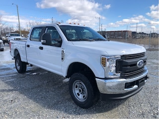 2019 Ford F-350 XL SUPER DUTY Truck Crew Cab