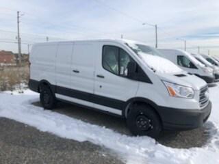 2018 Ford Transit-150 Base w/60/40 Pass-Side Cargo Doors Van Low Roof Cargo Van