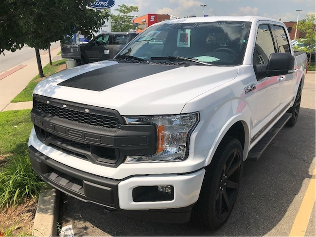 New 2018 Ford F-150 OFFICIAL ROUSH TRUCK MUST SEE!! Truck SuperCrew Cab near Toronto