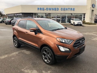 2018 Ford EcoSport SES | DEMO | 4WD | 2.99% 48 Months! SUV