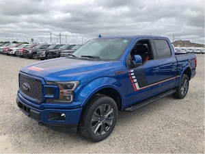 2018 Ford F-150 LARIAT 502A | IT'S EASY AT COLONY FORD!!
