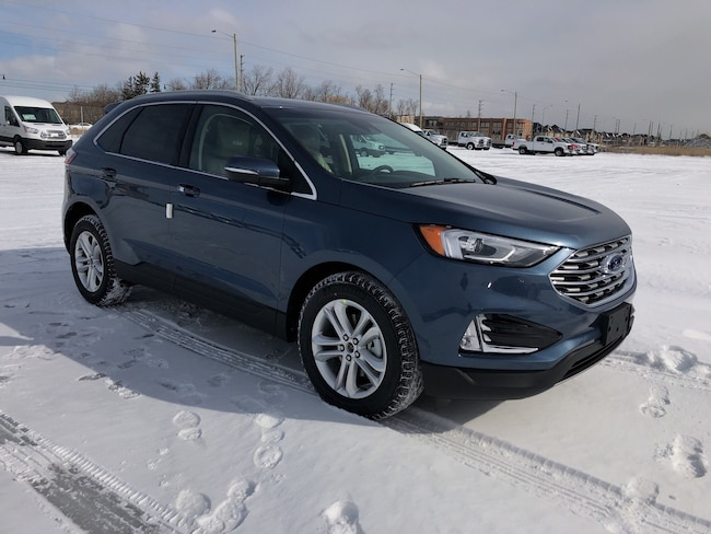 New 2019 Ford Edge SEL 201A SUV near Toronto