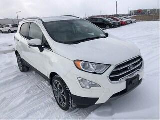 2018 Ford EcoSport TITANIUM 400A SUV