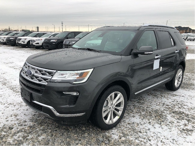 New 2019 Ford Explorer LIMITED 300A | IT'S EASY AT COLONY FORD!! SUV near Toronto