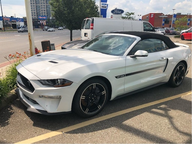 New 2019 Ford Mustang GT PREMIUM 401A   IT'S EASY AT COLONY FORD!! Convertible near Toronto