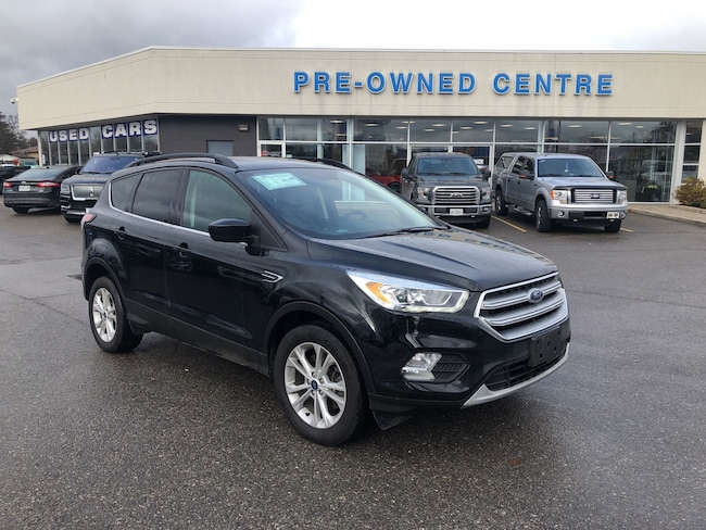 Certified Used 2017 Ford Escape LOADED SE   4WD   CPO 2.9% 72 Months! SUV in Brampton
