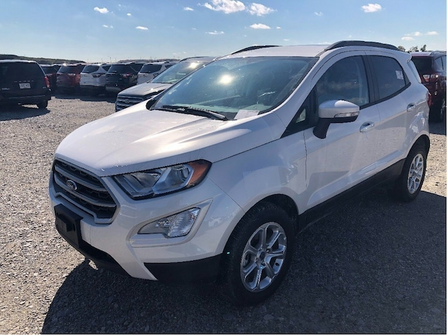 New 2018 Ford EcoSport SE 200A | IT'S EASY AT COLONY FORD!! SUV near Toronto