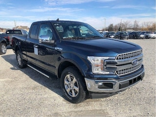 2019 Ford F-150 LARIAT 502A Truck SuperCab Styleside