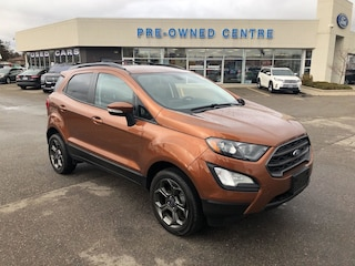 2018 Ford EcoSport SES | 4WD | DEMO | 2.99% 48 Months! SUV