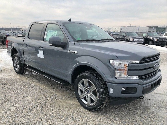 New 2019 Ford F-150 LARIAT 502A Truck SuperCrew Cab near Toronto