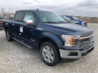 2018 Ford F-150 LARIAT 501A DIESEL Truck SuperCrew Cab