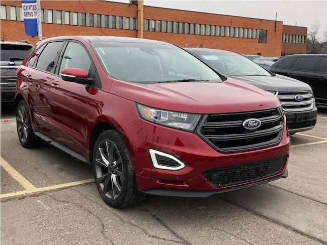 2017 Ford Edge Sport   AWD   Navigation SUV