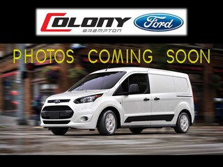 2019 Ford Transit Connect XLT w/Dual Sliding Doors Van Cargo Van