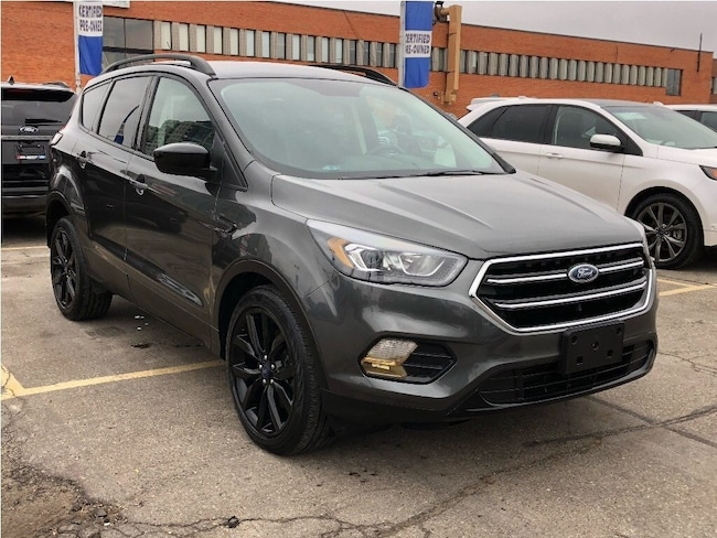 Certified Used 2017 Ford Escape SE | CPO | 4WD | 2.0L EcoBoost | Moonroof SUV in Brampton