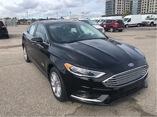 2018 Ford Fusion Energi SE LUXURY 800A Sedan